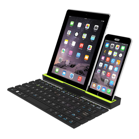 Foldable Wireless Keyboard For Smartphone and Tablet
