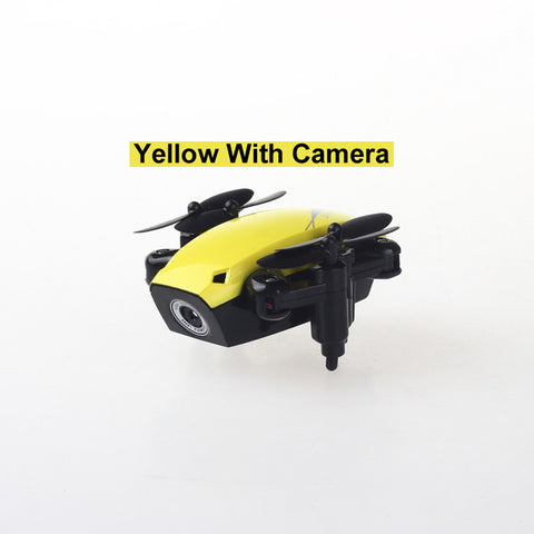 Mini Wifi HD Camera Pocket Drone