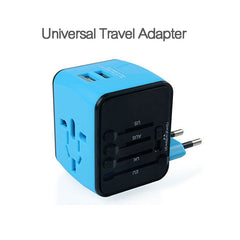 EU Converter USB Adapter All In One