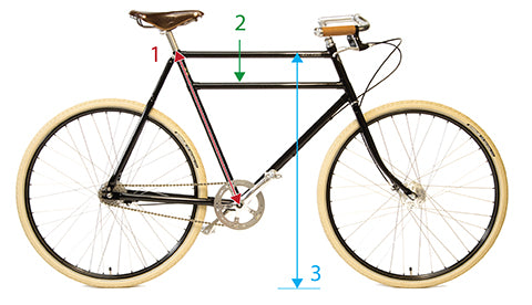 Pashley Sizing Diagram Guvnor