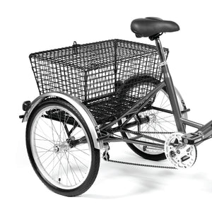 Pashley Tri-1 Rear Wire Basket