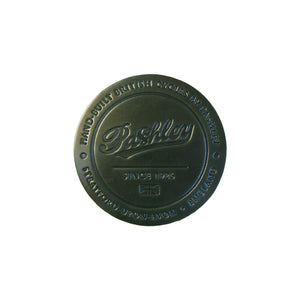 Leather Coaster - Regency Green