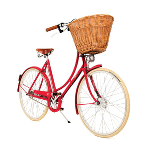 Pashley Britannia in Royal Red