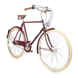 Pashley Briton in Oxblood