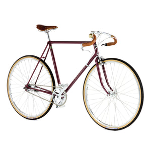 Pashley Clubman in Burgundy