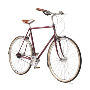 Pashley Countryman in Burgundy