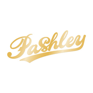 Pashley Script Decal