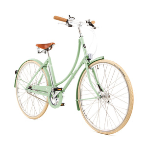 Pashley Poppy in Peppermint