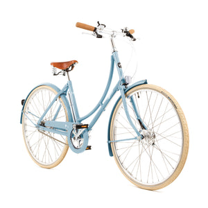 Pashley Poppy in Powder Blue