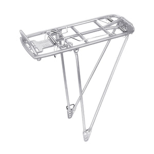 Rear Carrier Rack (Silver)