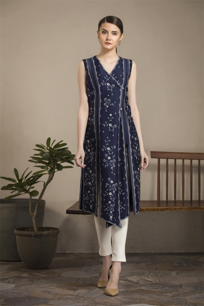 blue warli collection