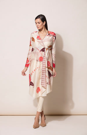 GulKari Tunic set in Toosh