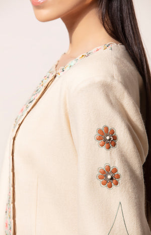 Pheran Jacket In Toosh