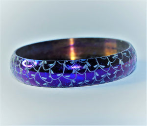 Titanium 22/24mm Beauty Ring ALIEN Edition #10