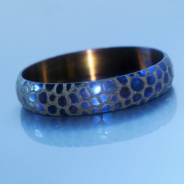 Titanium 22/24mm Beauty Ring LEZARD Edition #1