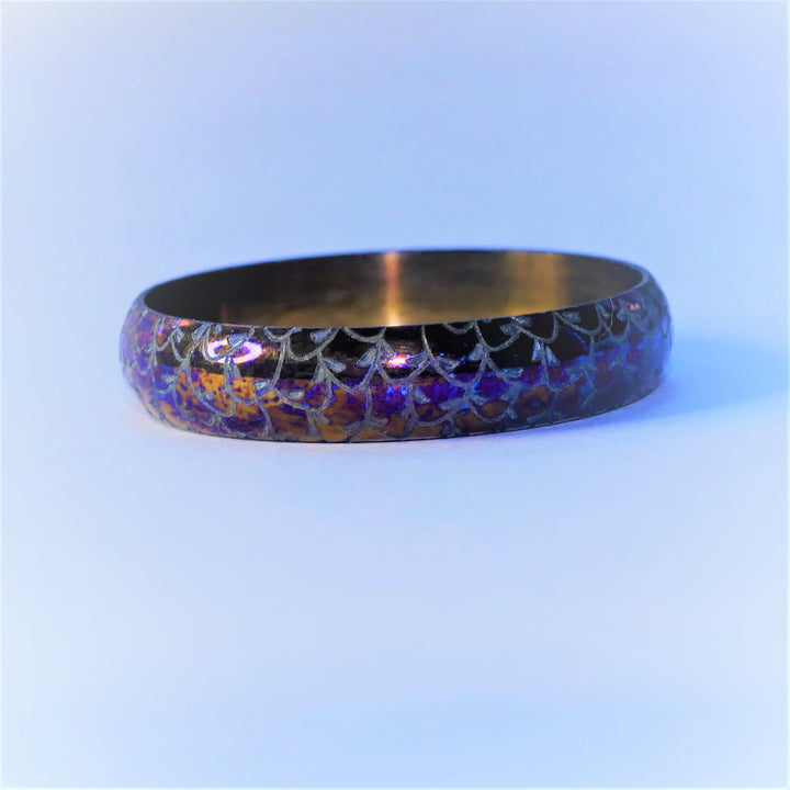 Titanium 22/24mm Beauty Ring ALIEN Edition #1