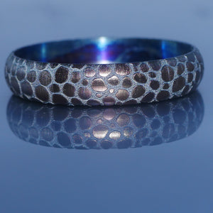 Titanium 22/24mm Beauty Ring LEZARD Edition #2