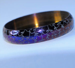 Titanium 22/24mm Beauty Ring ALIEN Edition #2