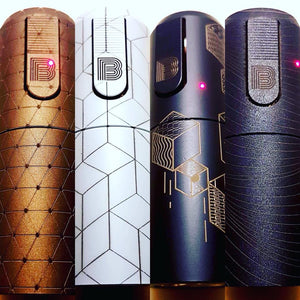 Fiera by Bestia Mods - CUBES Design Full Engraved