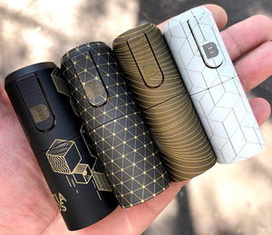 Fiera by Bestia Mods - TRIANGLE Design Full Engraved