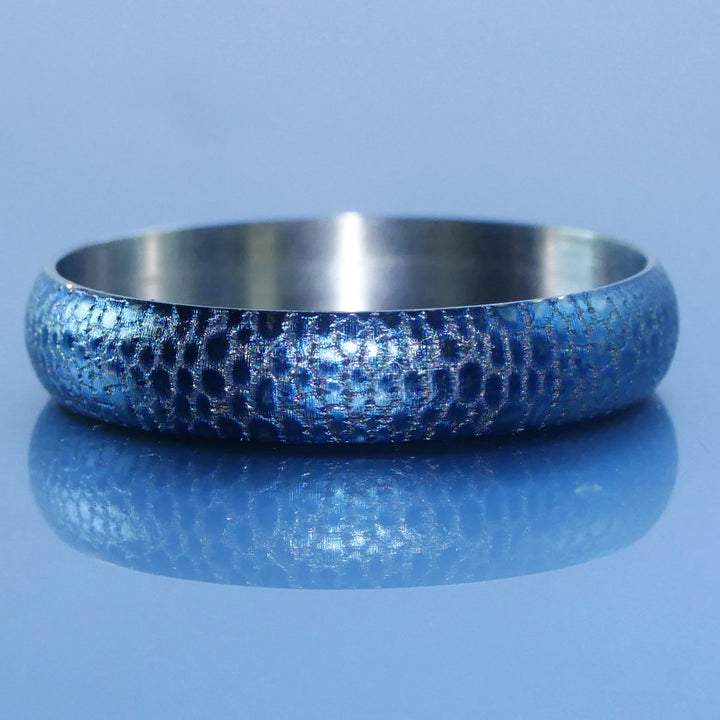 Titanium 22/24mm Beauty Ring LEZARD Edition #3