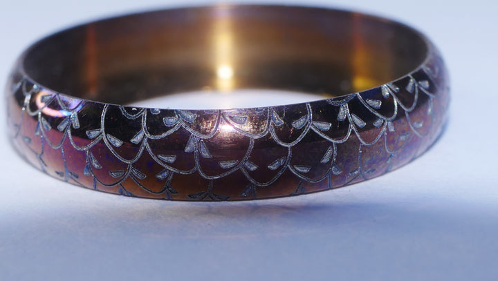 Titanium 22/24mm Beauty Ring ALIEN Edition #3