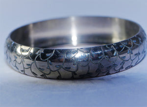 Titanium 22/24mm Beauty Ring ALIEN Edition #5