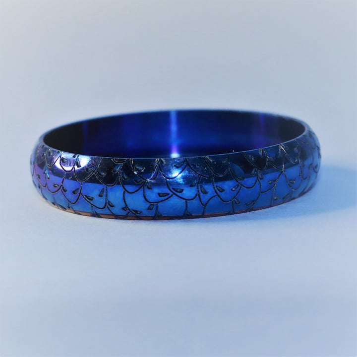 Titanium 22/24mm Beauty Ring ALIEN Edition #6