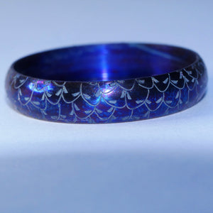 Titanium 22/24mm Beauty Ring ALIEN Edition #8