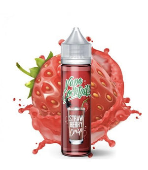 VAPE COCKTAILS - STRAWBERRY CRISP - 50ML