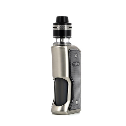 Pack Feedlink 80W + Tank Revvo Boost - Gun Metal - ASPIRE
