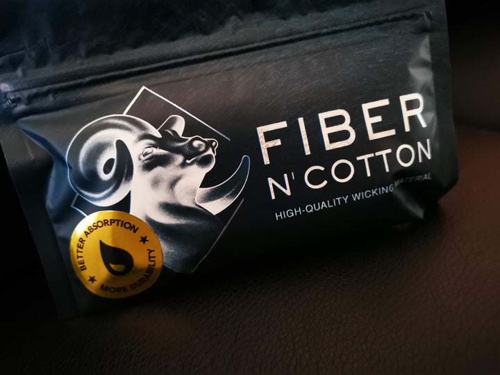 FIBER N COTTON V2 - Made in France