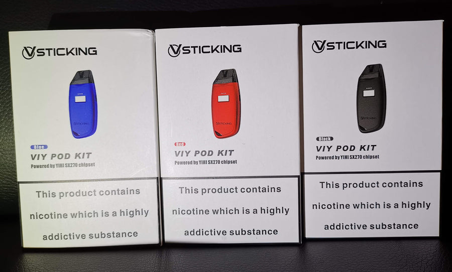 VIY Pod Kit by VISTICKING