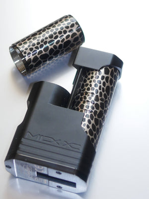 MIXX Aspire x Sunbox - Black Limited Ed engraved tubes