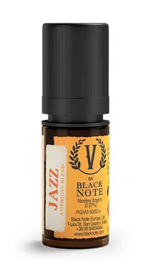 V by Black note Jazz E-liquide Diva Vap