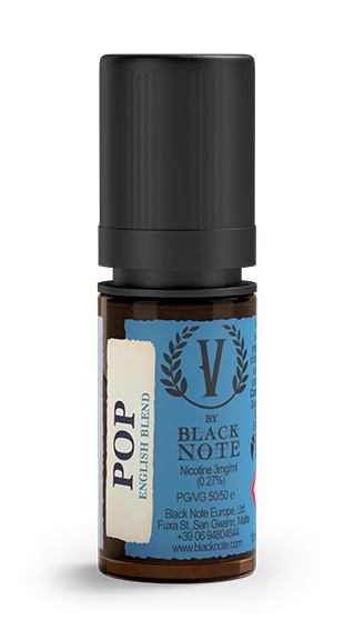 V by Black note Pop E-liquide Diva Vap