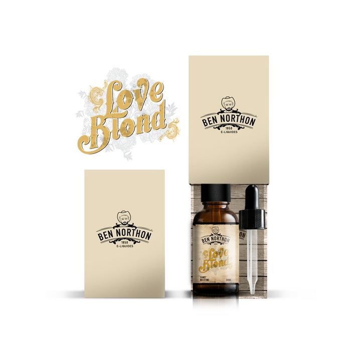 Ben Northon Love Blond - 10ml