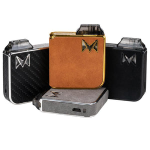 Mi-pod Gentleman's Collection Black Noir Gris Grey Brown Marron