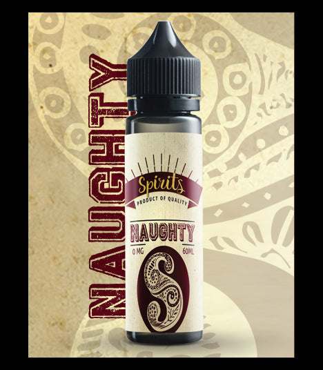 Spirits Naughty Eliquid