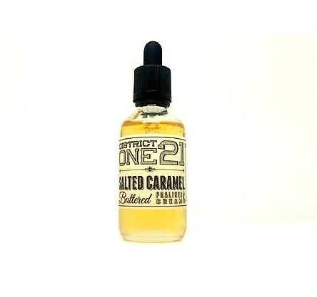 Best Slated Caramel E-liquid