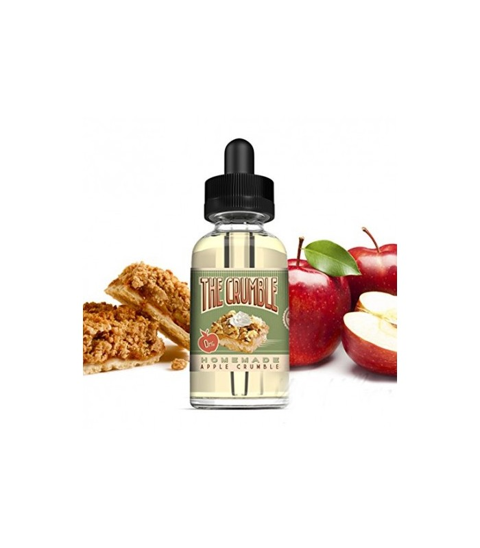 KINETIC LABS - The Crumble HomeMade - 50ML