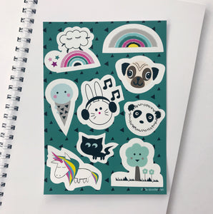 Sticker Sheet 1