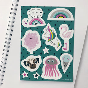Sticker Sheet 2
