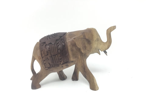 2T ELEPHANT CARVING 10CM