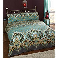 ASHA EMERALD SINGLE + 1 PILLOWCASE