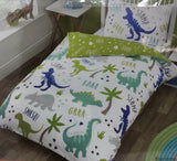 ROARSOME KIDS DUVET AND PILLOWCASE