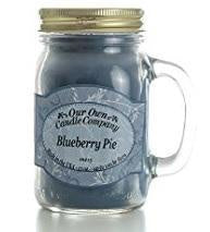 LARGE MASON BLUEBERRY PIE