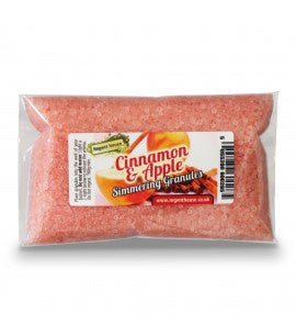 GRANULES CINNAMON AND APPLE