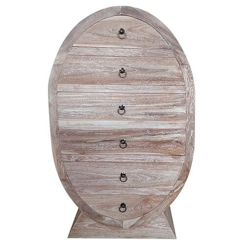 RWW OVAL CABINET