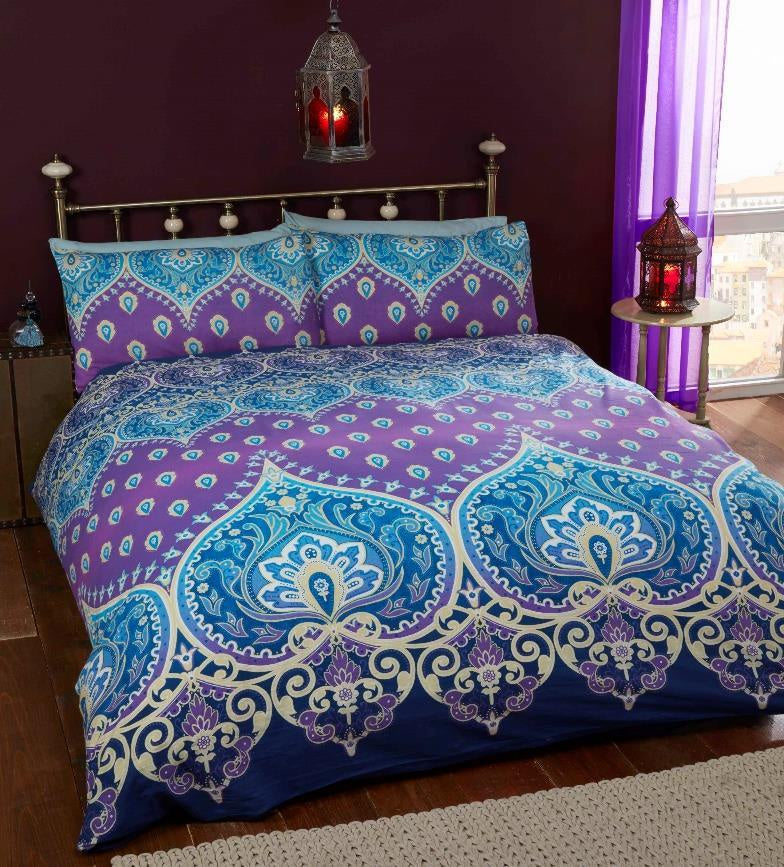 ASHA SAPPHIRE SINGLE + 1 PILLOWCASE